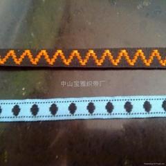 中山提花织带
