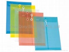 Envelopes string closure