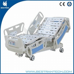 Luxurious Weighing type Linak motors operated 5-function Electric Hospital Bed