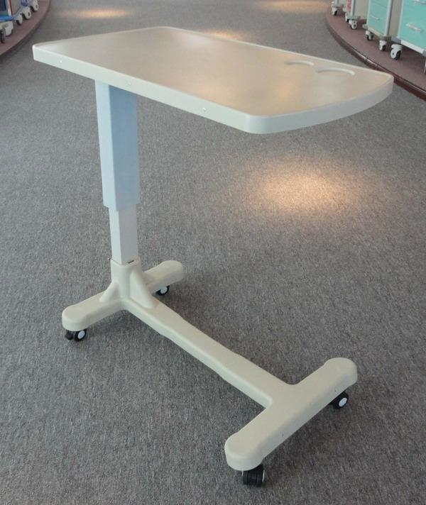 Height Adjustable Abs Over Bed Table Bt At003 Bestran