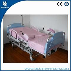 Multifunction Manual Birthing Bed