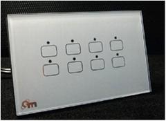 zigbee wall switch Dimming smart