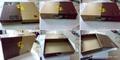 深圳高檔食品盒印刷包裝生產