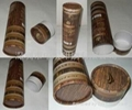 高檔木質葡萄酒盒 3