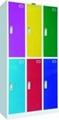 6-color locker
