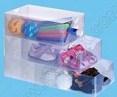pvc cosmetics box