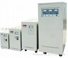 供应精通JSW(三相)精密净化稳压电源