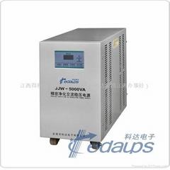 供應精通JJW(單相)精密淨化穩壓電源