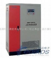 供應科達SBW(DBW)-系列大容量自動補償式穩壓電源