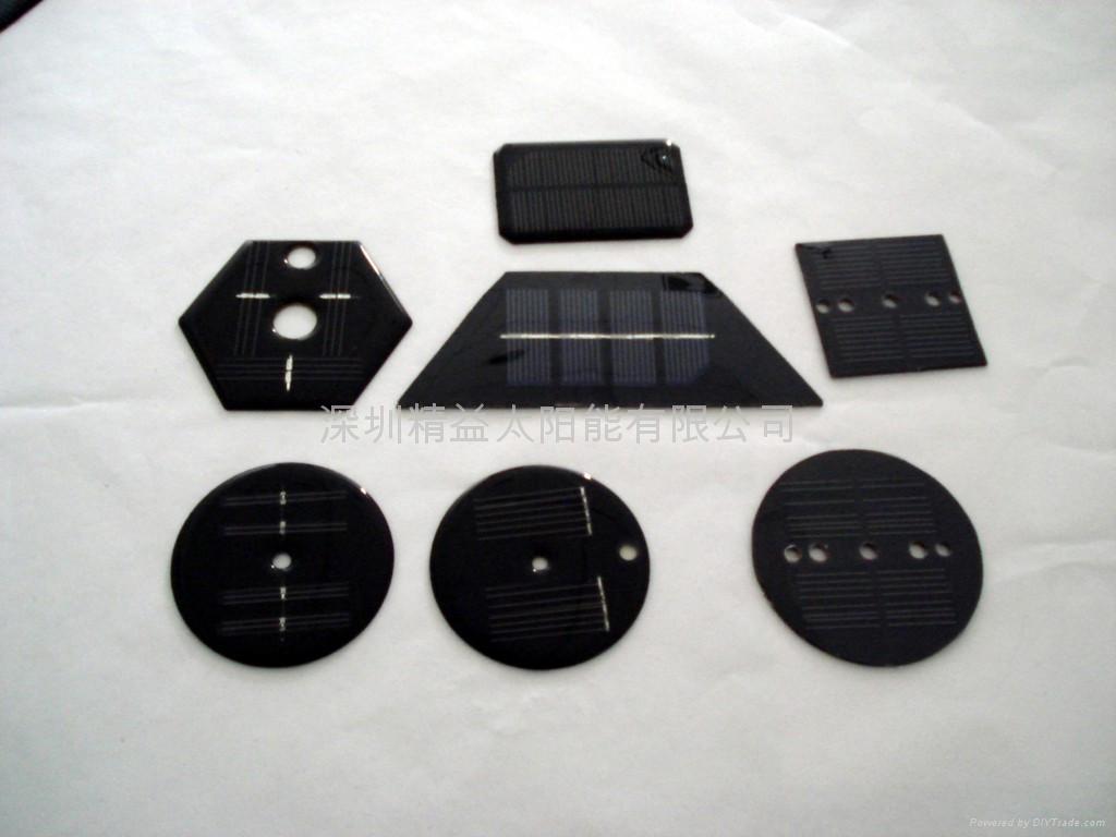 太陽能LED燈用電池組件 3