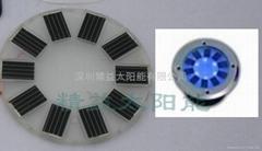太陽能地埋燈滴膠組件