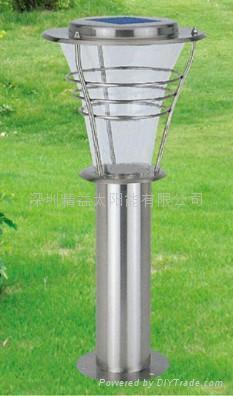 太陽能花園燈層壓滴膠組件 3