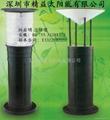 太陽能花園燈層壓滴膠組件 2