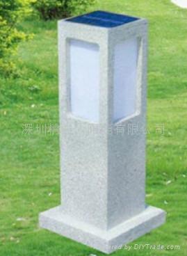 太陽能花園燈層壓滴膠組件 4