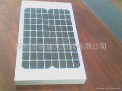 太陽能電池板6.5W18V