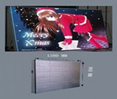 Indoor SMD led full color screen Display P10
