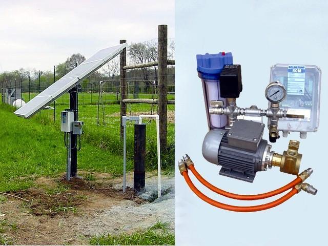 科技小制作水泵