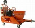 聚合物砂漿噴塗機 1