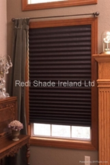 """Blackout Pleated Blind 36"""" x 72"""""""