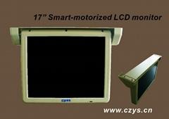 17inch Car Smart-motorized LCD monitor