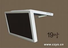 19inch Car Manual LCD monitor