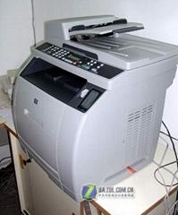 惠普hp 2820彩色激光多功能一体机(打印、复印、扫描)