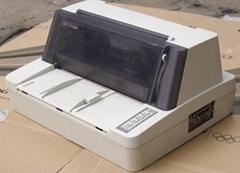 國標平推24針小型針式二手稅控發票打印機