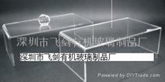 有机玻璃U形展示架