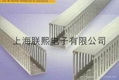 绝缘配线槽、绝缘走线槽、PVC