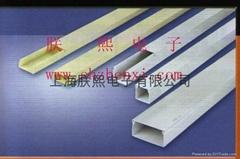 密封式配线槽、密封PVC线槽、封闭式走线槽