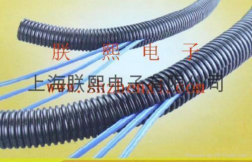 剖开型塑胶浪管、剖开型塑波纹管 1