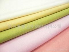 Woolen Velvet