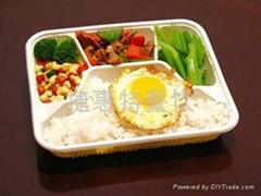 温江快餐盒饭配送