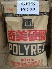供应 GPPS 台湾奇美 PG-33