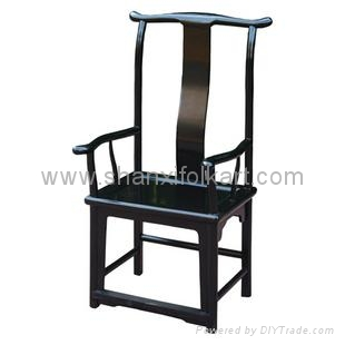 Chinese antique reproduction furniture arm chair ll 660 for Oriental reproduction furniture