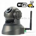WIFI P/T IP Camera