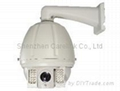 100M IR Speed Dome IP Camera(Sony 18X or