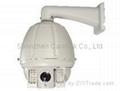 100M IR Speed Dome IP Camera(Sony 18X or