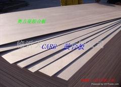 臨沂天財健康環保傢具板、CARB P2 膠合板