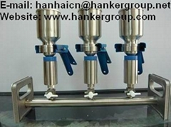 All SUS Manifolds Vacuum Filtration