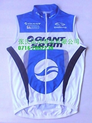 1A giant cycling vest