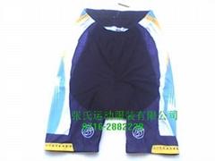 6C ASTANA cycling shorts
