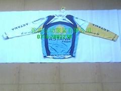 7A ASTANA cycling jersey ls