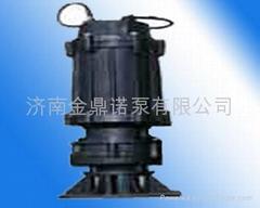 无堵塞高效潜水排污泵,污水泵,杂质泵