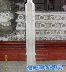 水泥藝朮圍欄模具