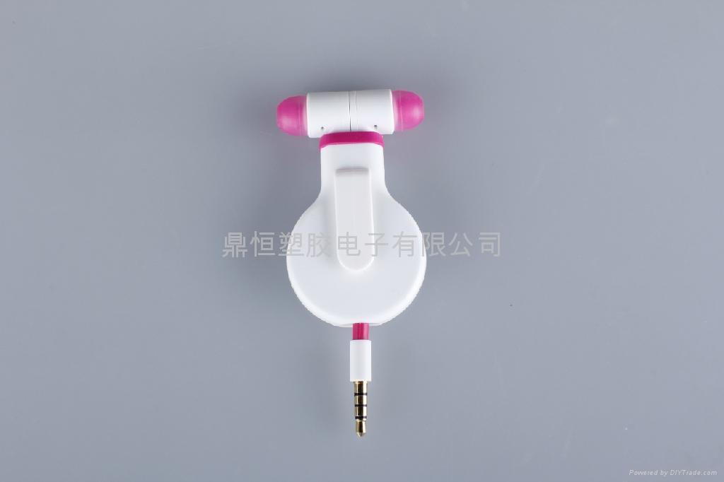 通用型可伸縮耳機線   3