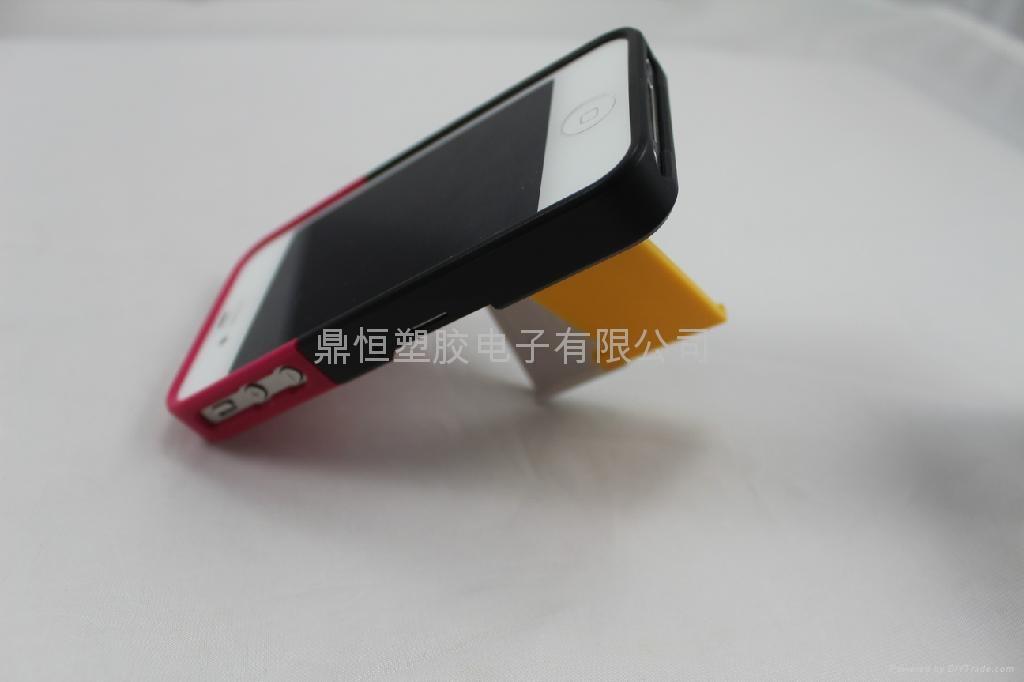 IPHONE4/5 百葉窗支架手機   4