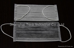 Tenk-four-ply activated carbon mask