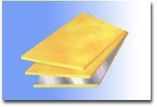 玻璃棉卷毡板