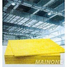 玻璃棉,玻璃棉空调板